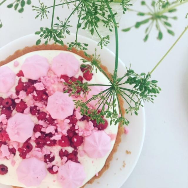 Pinkit ihanuudet - ja muut oman pihan vitamiinipommit