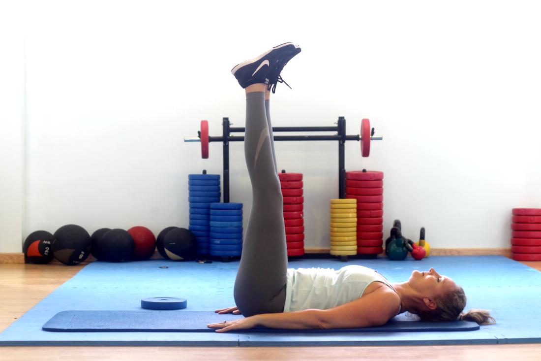 Kolme hyvää syytä treenata keskivartaloa
