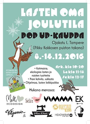 Kivaa tekemistä lapsille ja aikuisille Tampereella