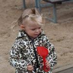 Mikä söpö pikku leopardi