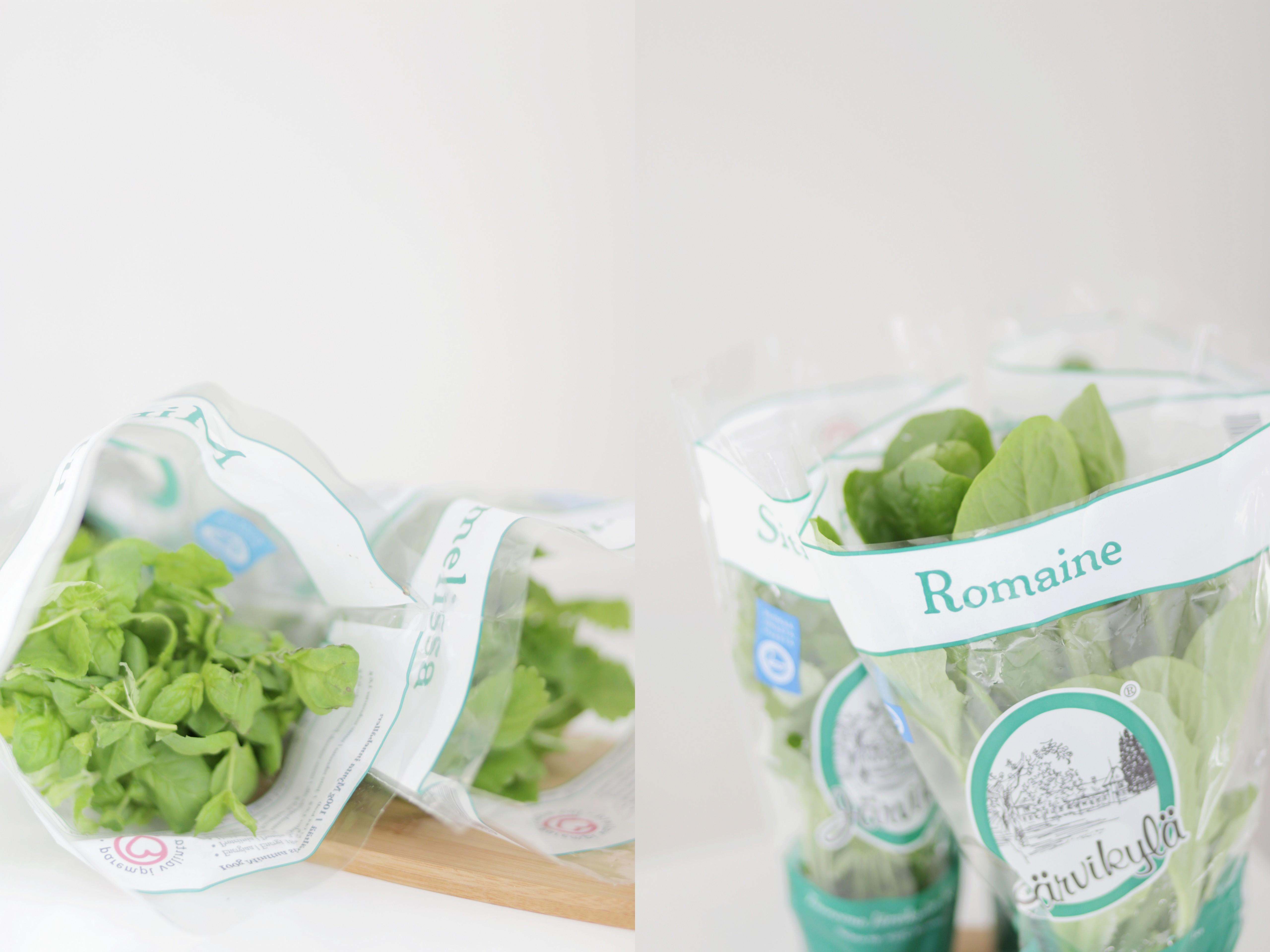 Keittiömme ihanat vihreät
