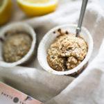 Terveelliset sitruuna-kookos muffinssit