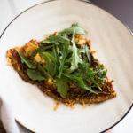 Terveellinen kukkakaalipizza