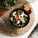 Lehtikaali salaatissa – 2 herkullista reseptiä!