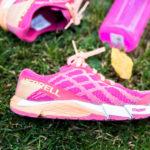 Näillä kengillä minä juoksen