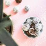 Laku-suklaa-kookos raakapallot (GL, M, RAW)